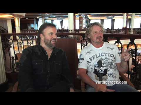 Rock Legends Cruise III: 38 Special Interview