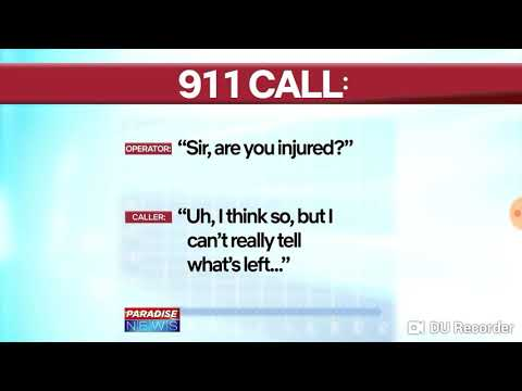All The Paradise PD: 911 Calls I Could Find