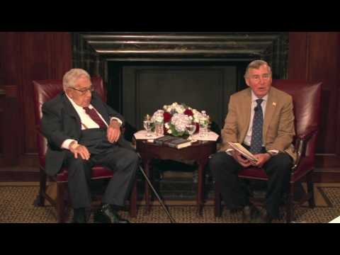 Henry Kissinger and Graham Allison on the U.S., China, and the Thucydides's Trap