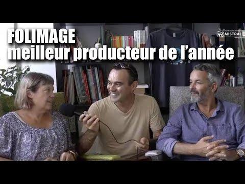 Les RDV Cultur'L   FOLIMAGE meilleur producteur de l'année