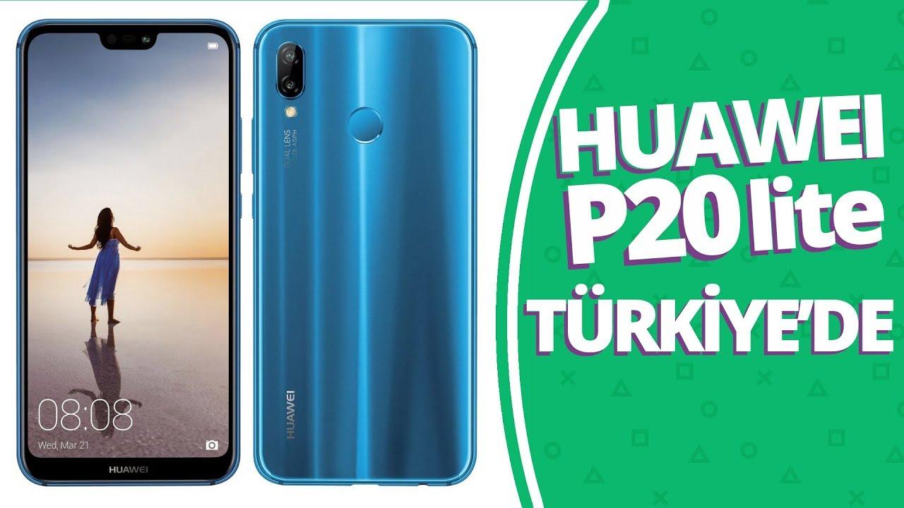 Huawei P20 Lite Ile Ilk Buluşma Huawei P20 Lite Fiyatı Ve özellikleri