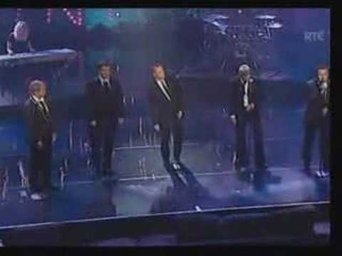 Westlife & Ronan Keating