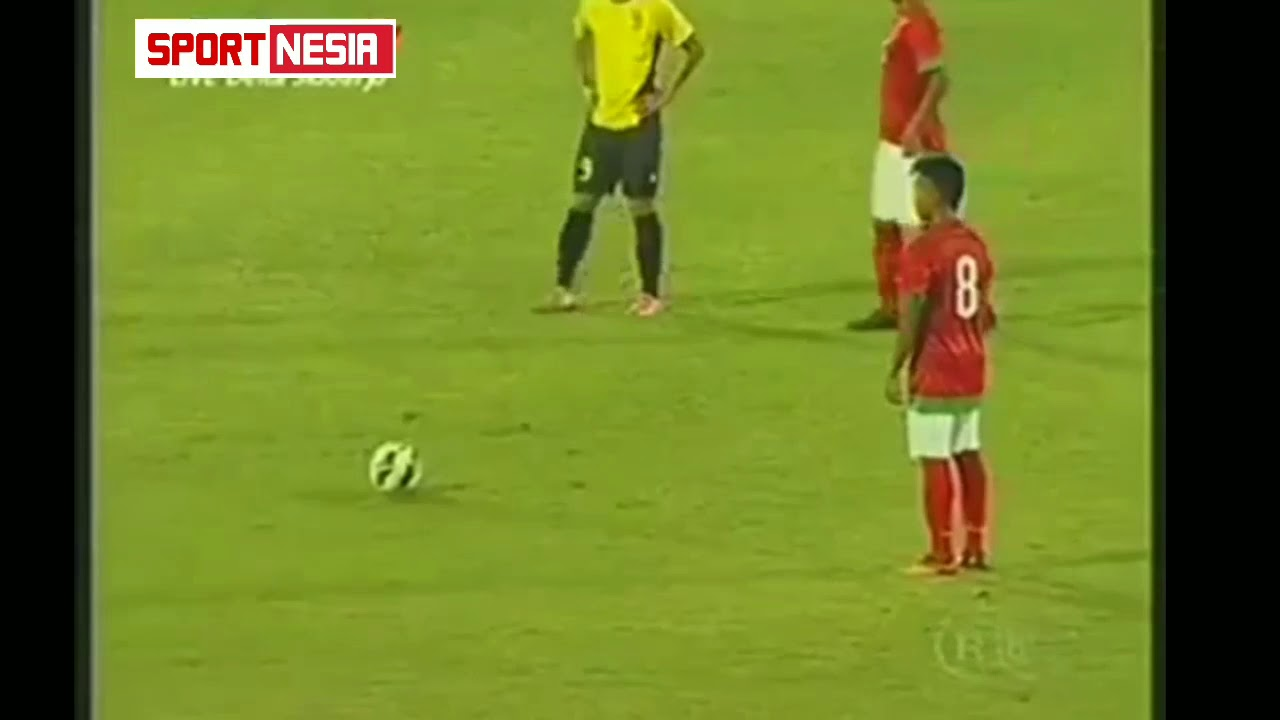 Download Goal Keren Indonesia Vs Brunei AFF U19 2013