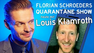 Die Corona-Quarantäne-Show vom 18.06.2020 mit Florian Schroeder und ntv-Moderator Louis Klamroth