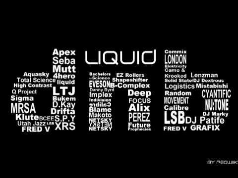 Liquid/Deep Drum and Bass Mix