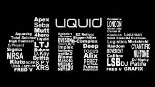 Liquid/Deep Drum and Bass Mix