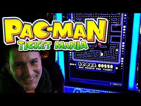 Download PAC-MAN Ticket Mania - Arcade Ticket Game Pictures