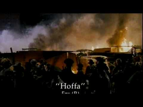 Hoffa is listed (or ranked) 43 on the list List of All Political Drama Movies