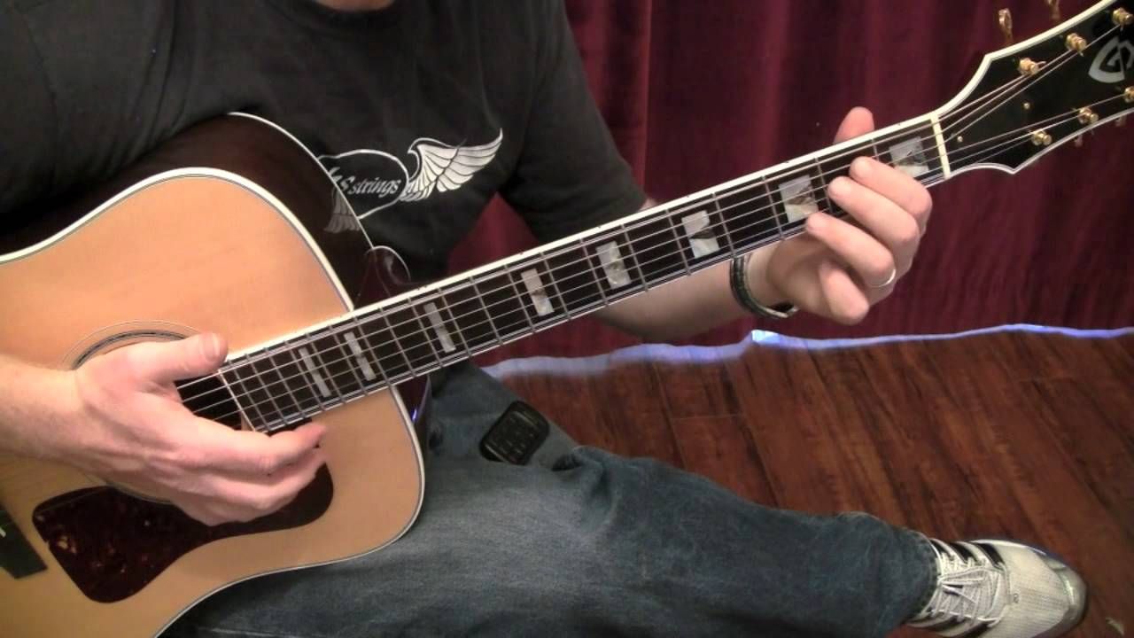 Begin Again Taylor Swift Guitar Lesson By Shawn Fleming Youtube