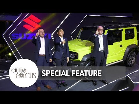 Auto Focus | Special Feature  All-New Jimny Launch