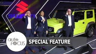 Auto Focus  Special Feature 2019 All-New Suzuki Jimny Launch