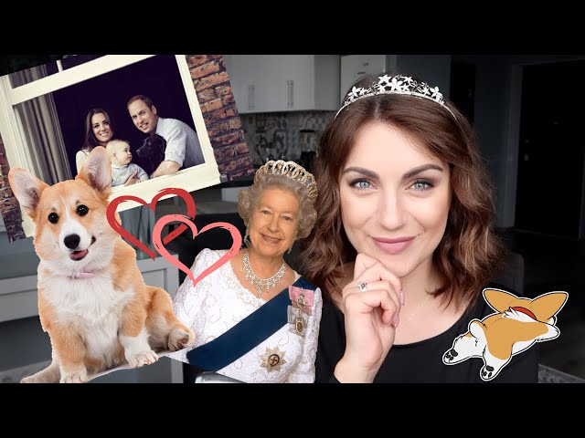 питомцы КОРОНЫ _ корги Королевы, курочки Кейт и секретная собака Меган