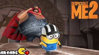 Despicable Me 2 Minion Temple Run EL Macho