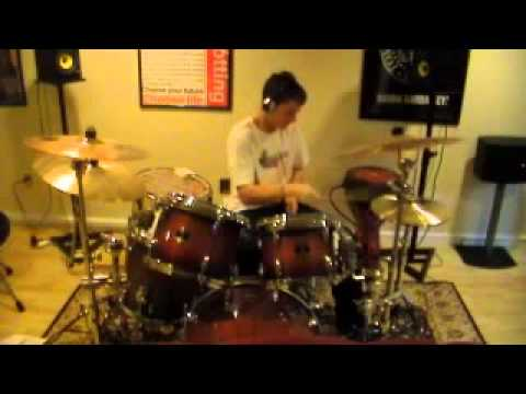 La Coka Nostra - Get You By (Drum Cover)