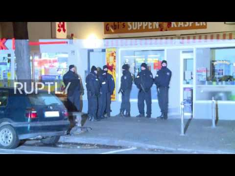 Germany: Special police forces raid Berlin neighbourhoods in search of market attacker