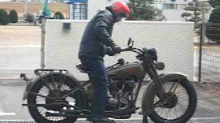 Harley Davidson 1929 JD vol,1