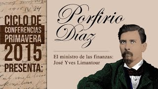 El ministro de las finanzas: José Yves Limantour YouTube Videos