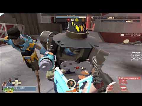 Team Fortress 2: MvM Spacepost (Dead Space)