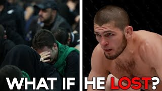 IF KHABIB NURMAGOMEDOV LOST, WOULD ISLAM NOT BE GREAT?