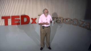 Existe el infierno pero no el paraiso: Carlos Berzosa Alonso-Martinez at TEDxZaragoza