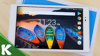 Lenovo P8   Tab-3 / 8 Plus   Unboxing & Initial Review