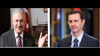 """رئيس الوزراء التركي يريد """"إعادة العلاقات مع سوريا"""" لكن هناك شخص يمنعه..تعرف عليه-تفاصيل"""