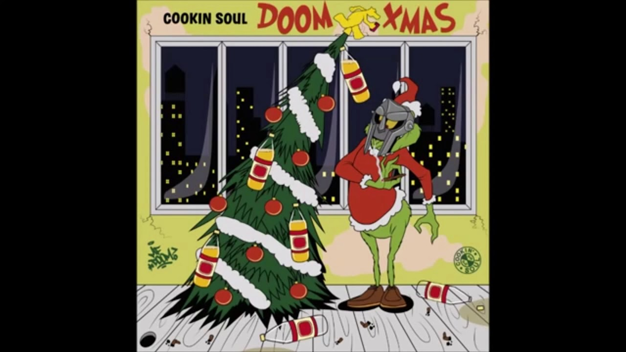 MF DOOM X Cookin Soul - The Holiday Agenda