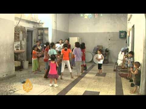 Gaza's baby boom generation