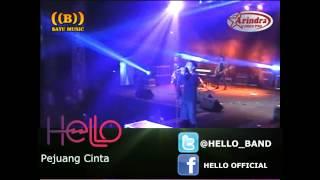 HELLO BAND  - Pejuang Cinta (live at Jombang) feat Afan