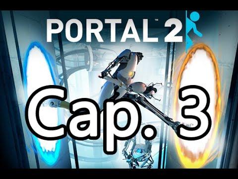 [Portal 2] Cooperativo Cap.3: Puentes, puentes y más puentes
