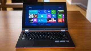 Tested In-Depth: Lenovo Yoga 11S Ultrabook