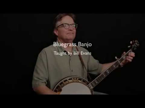 Peghead Nation's Bluegrass Banjo Course With Bill Evans