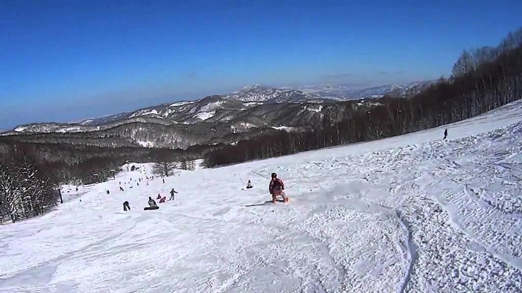 場 斑尾 高原 スキー