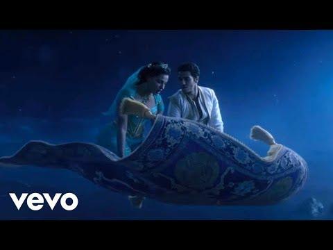Аладдин (2019) - Волшебный мир | Клип (Песня) из Фильма [HD] - Полная Версия на Русском.