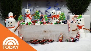 Festive Christmas Recipe: Wintry White Chocolate Holiday Puppy Chow | TODAY