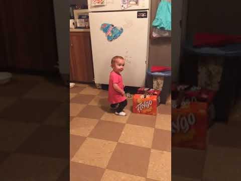 Dancing Baby Hazley