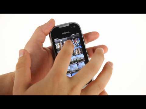 Nokia 701 user interface demo
