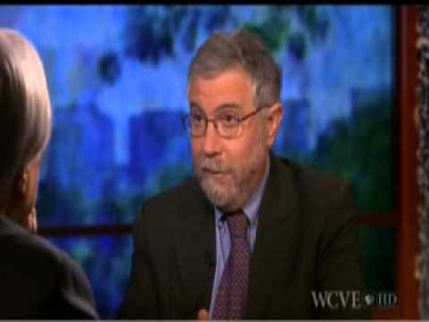 Bill Moyers with Paul Krugman on ending the Great Recession