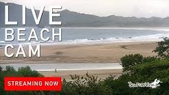 Live Surf Cam: Tamarindo, Costa Rica