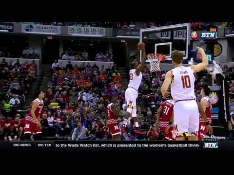Maryland vs. Nebraska - 2016 B1G Men