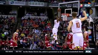 Maryland vs. Nebraska - 2016 B1G Men