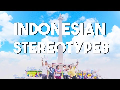 INDONESIAN STEREOTYPES ft. DYLAND PROS