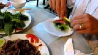 Hanoi Beef Roll Ups