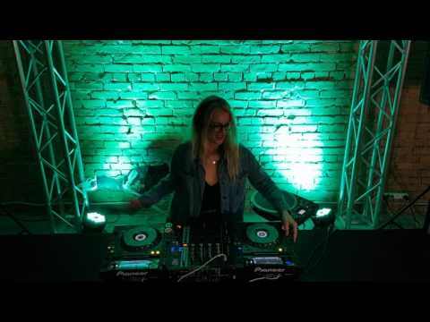 Alevtina - AVA live sessions [May 2017] @ Baza [dj set and drums]