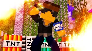 Minecraft TOO MUCH TNT Mod | Minecraft Mod Review