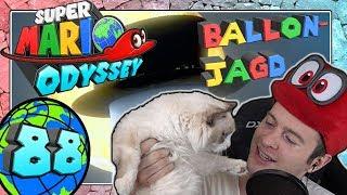SUPER MARIO ODYSSEY Part 88: Luigis Ballon-Jagd im Pilz-Königreich & Hutland