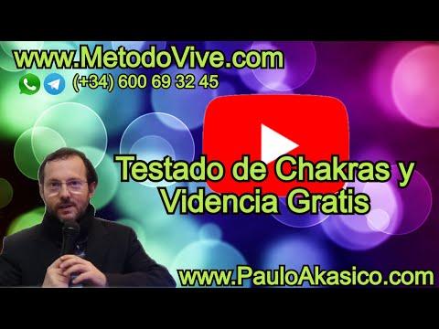 Testado de Chakras y Videncia Gratis www.PauloAkasico.com
