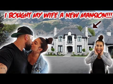 I BOUGHT MY WIFE A NEW MANSION AND THIS WAS HER REACTION! TOM IS NOT ALLOWED HERE | MOE SARGI