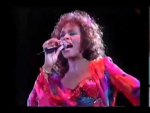 Whitney Houston - Brazil - FULL CONCERT 1994 - Hollywood Rock