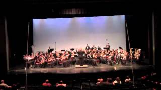 Woodland High School Symphonic Band: Prestissimo (King)